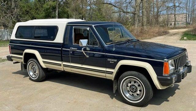 1986 Jeep Comanche XLS 4WD