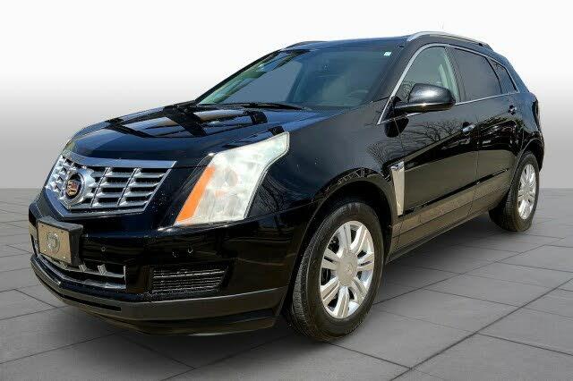 2015 Cadillac SRX Luxury AWD