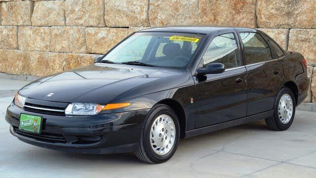 2001 Saturn L-Series 4 Dr L200 Sedan