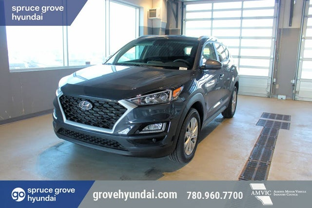 2021 Hyundai Tucson Preferred AWD