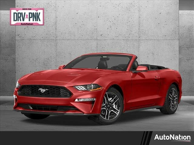 2021 Ford Mustang GT Premium Convertible RWD