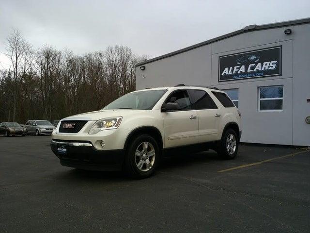 2012 GMC Acadia SL AWD