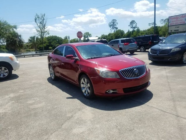 2013 Buick LaCrosse Leather FWD