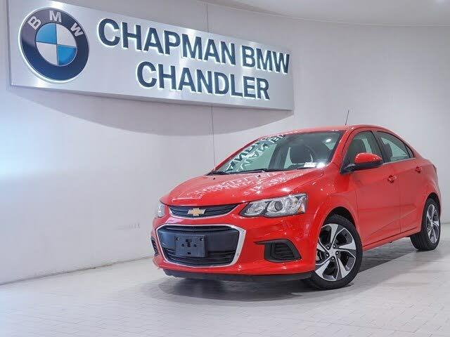 2018 Chevrolet Sonic Premier Sedan FWD