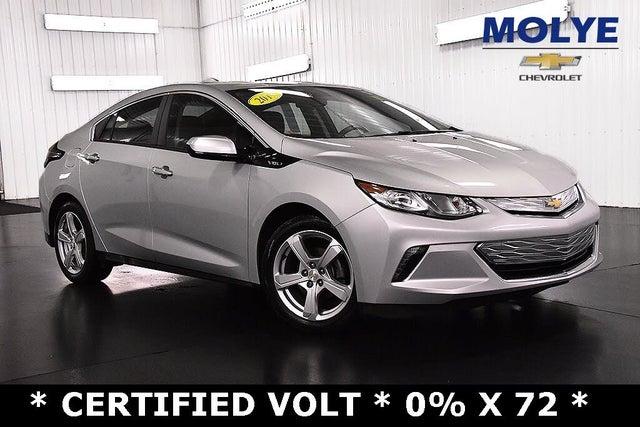 2018 Chevrolet Volt LT FWD