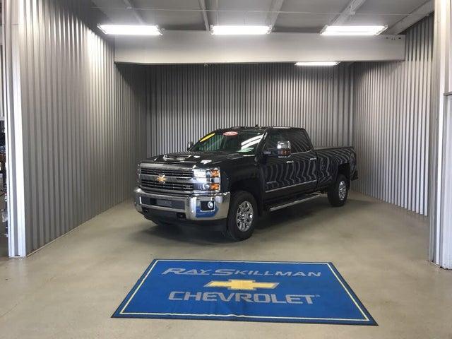 2019 Chevrolet Silverado 3500HD LTZ Crew Cab 4WD