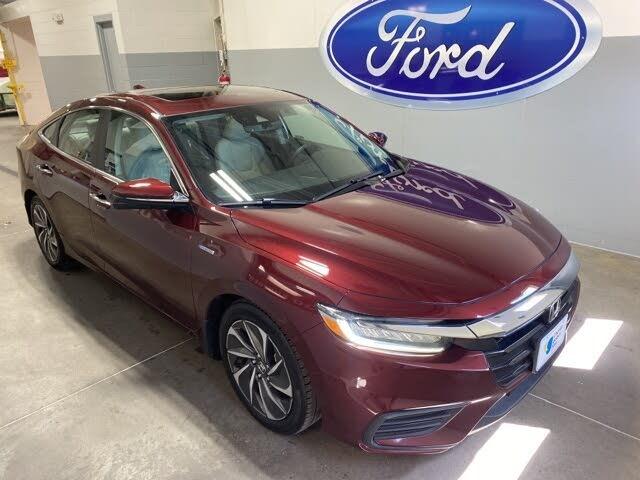 2019 Honda Insight Touring Sedan FWD