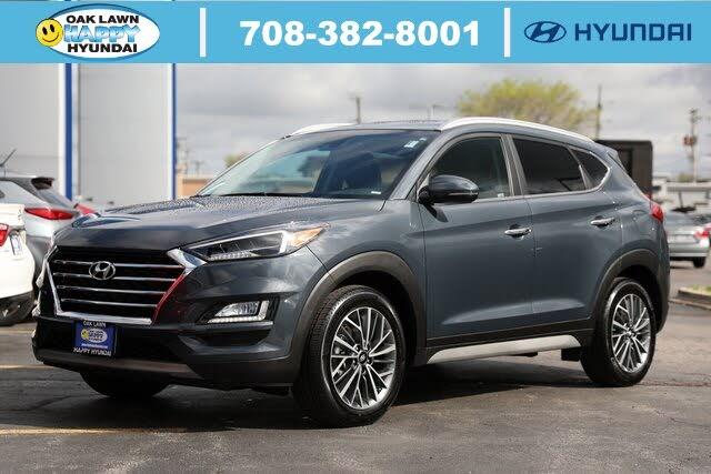 2019 Hyundai Tucson Limited AWD