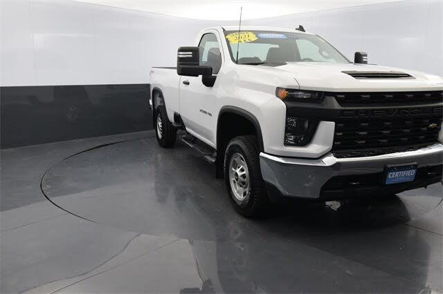 2021 Chevrolet Silverado 2500HD Work Truck LB 4WD
