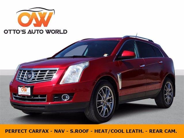 2015 Cadillac SRX Premium FWD
