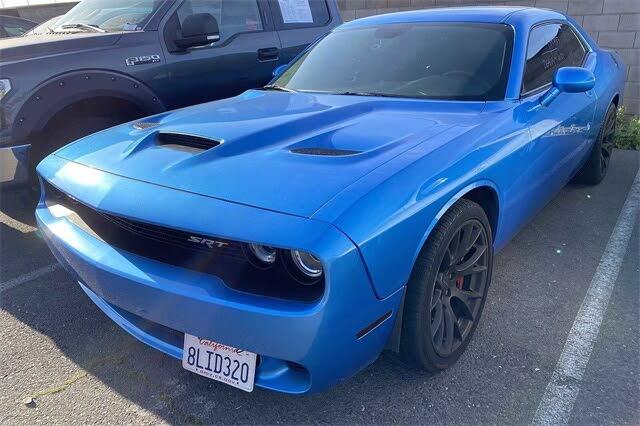 2015 Dodge Challenger SRT Hellcat RWD