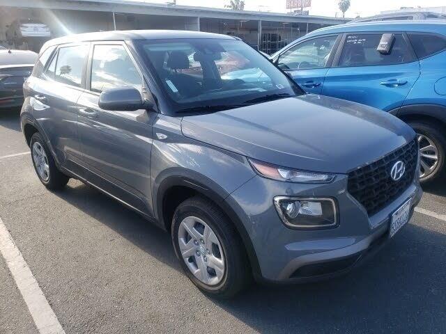 2020 Hyundai Venue SE FWD
