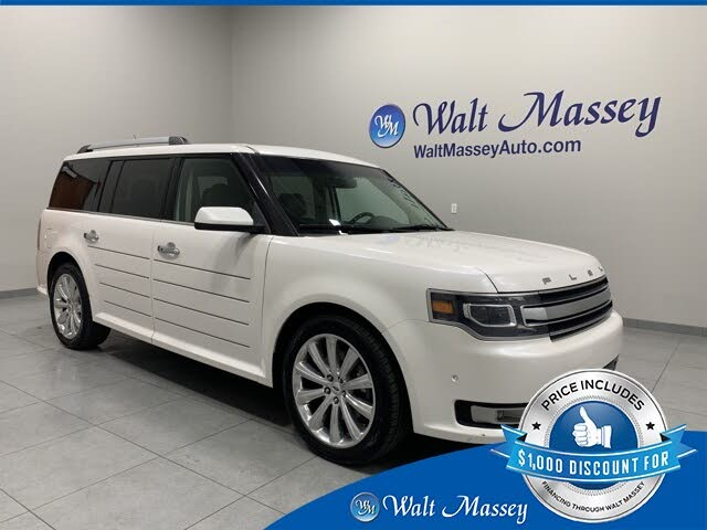 2017 Ford Flex Limited AWD with Ecoboost