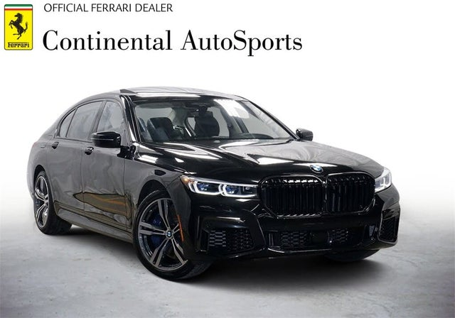 2020 BMW 7 Series M760i xDrive AWD