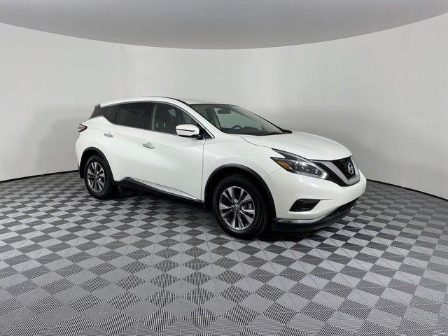 2018 Nissan Murano S AWD