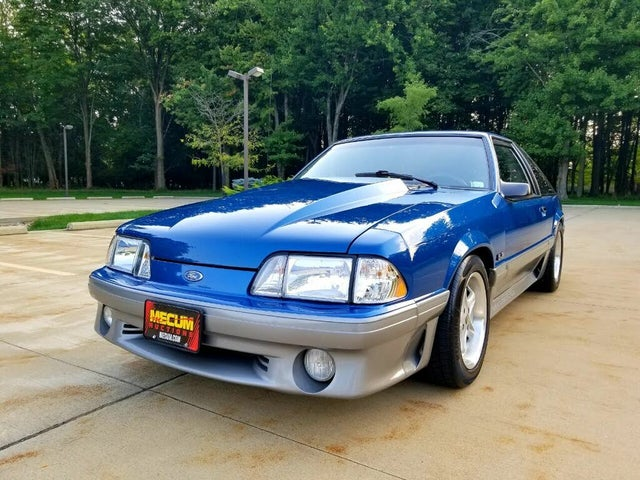 1992 Ford Mustang GT Hatchback RWD