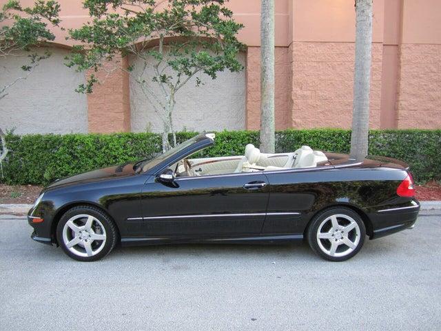 2006 Mercedes-Benz CLK-Class CLK 500 Cabriolet