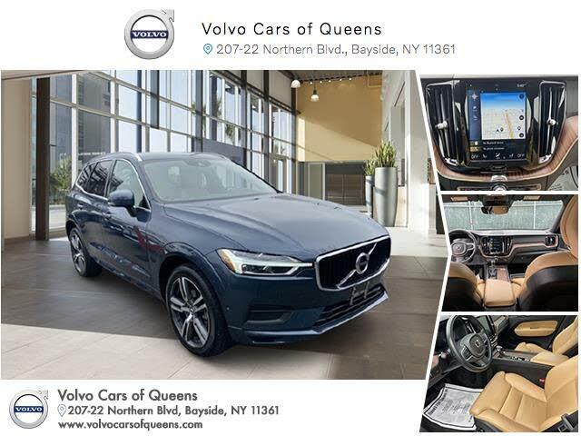 2019 Volvo XC60 T5 Momentum AWD