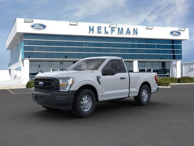 2021 Ford F-150 XL RWD