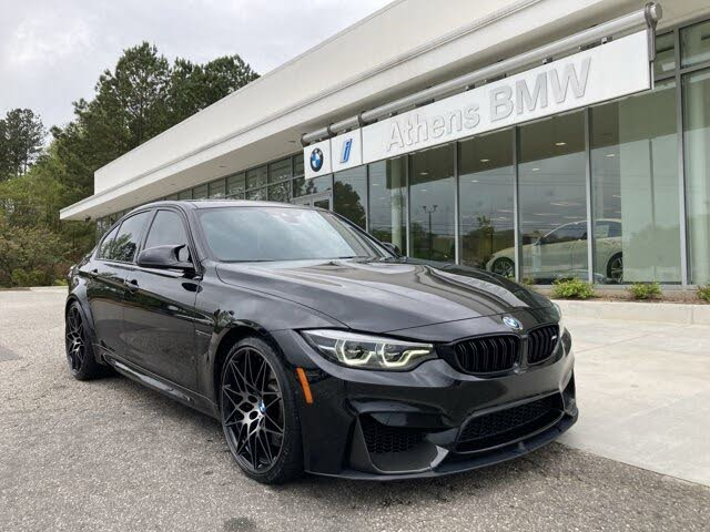 2018 BMW M3 Sedan RWD