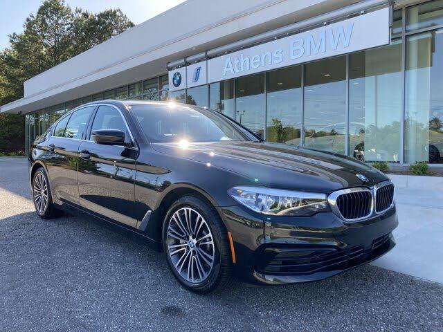 2019 BMW 5 Series 540i Sedan RWD