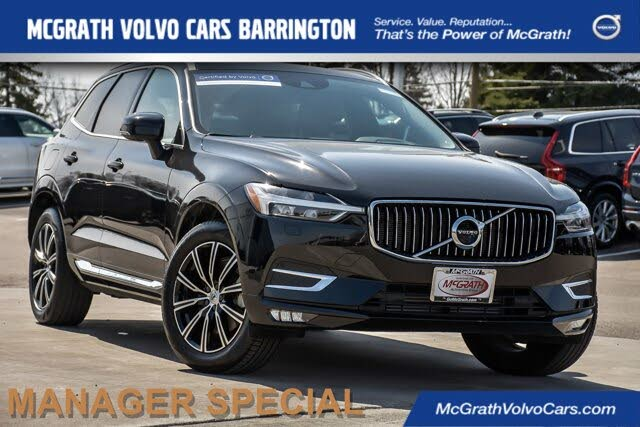 2020 Volvo XC60 T6 Inscription AWD