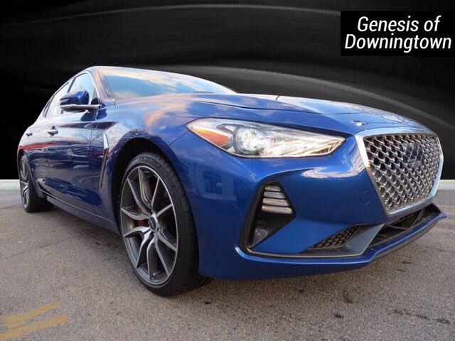 2020 Genesis G70 2.0T Sport RWD