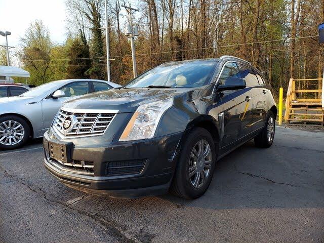 2014 Cadillac SRX Luxury FWD
