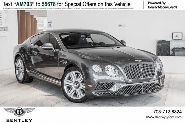 2017 Bentley Continental GT V8 AWD