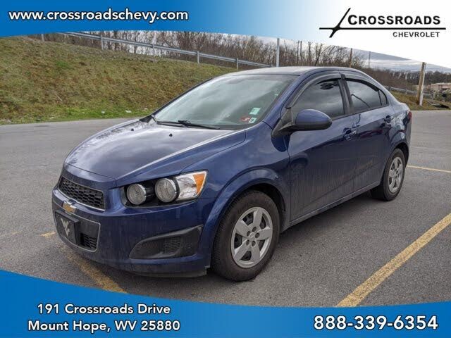 2013 Chevrolet Sonic LS Sedan FWD