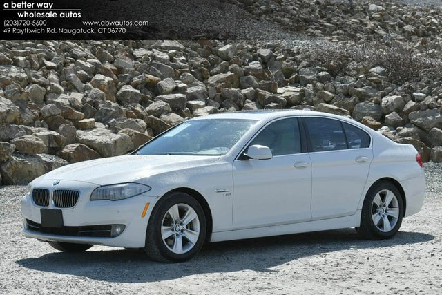 2012 BMW 5 Series 528i xDrive Sedan AWD