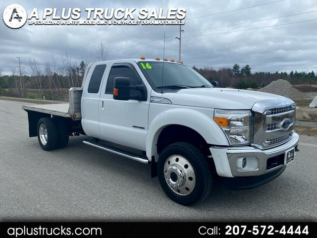 2016 Ford F-550 Super Duty Chassis