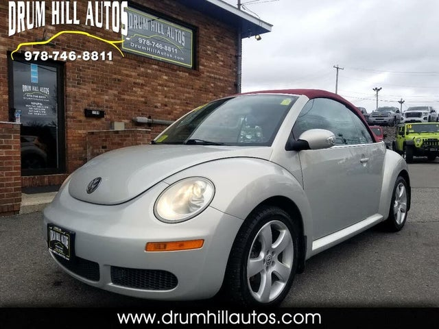 2009 Volkswagen Beetle Blush Edition Convertible