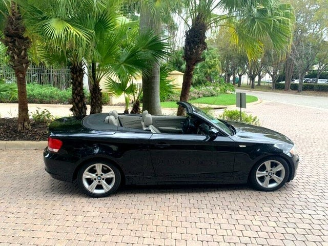 2011 BMW 1 Series 128i Convertible RWD