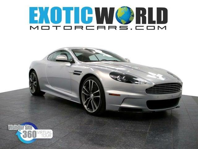 2010 Aston Martin DBS Coupe RWD