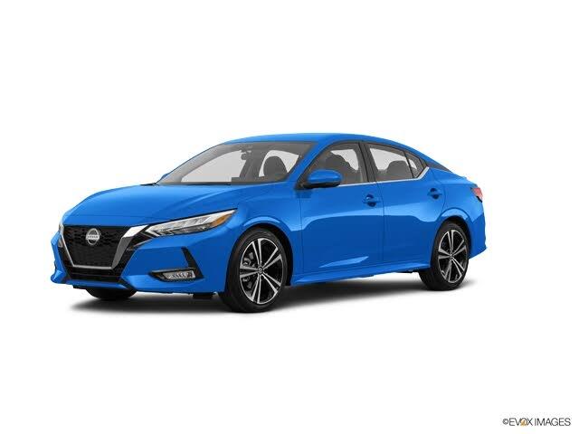 2021 Nissan Sentra SR FWD