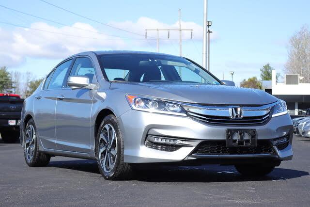 2017 Honda Accord V6 EX-L FWD