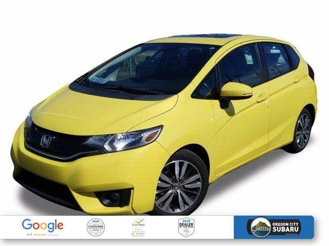2015 Honda Fit EX-L with Navi