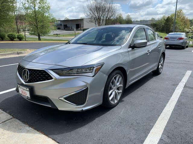 2020 Acura ILX FWD