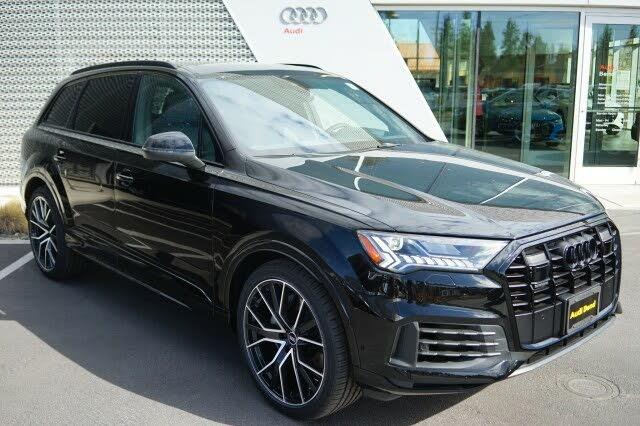 2021 Audi Q7 3.0T quattro Prestige AWD