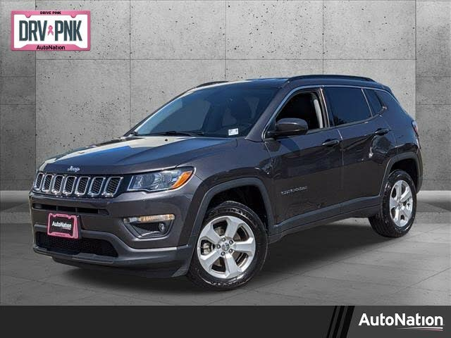 2020 Jeep Compass Latitude 4WD