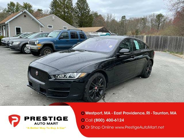 2018 Jaguar XE 20d Prestige AWD