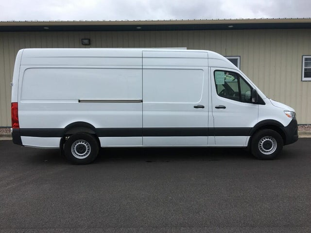 2019 Mercedes-Benz Sprinter Cargo 3500 170 V6 High Roof Extended RWD