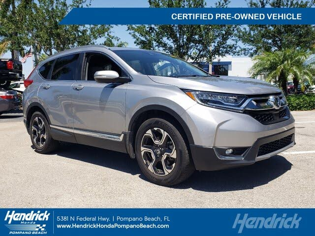 2019 Honda CR-V Touring FWD