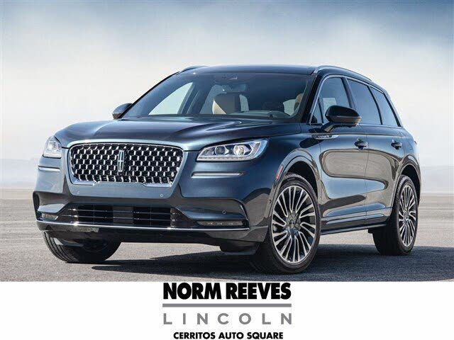 2021 Lincoln Corsair FWD
