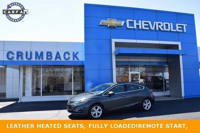 2017 Chevrolet Cruze Premier Hatchback FWD