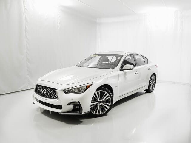 2020 INFINITI Q50 3.0t Sport AWD
