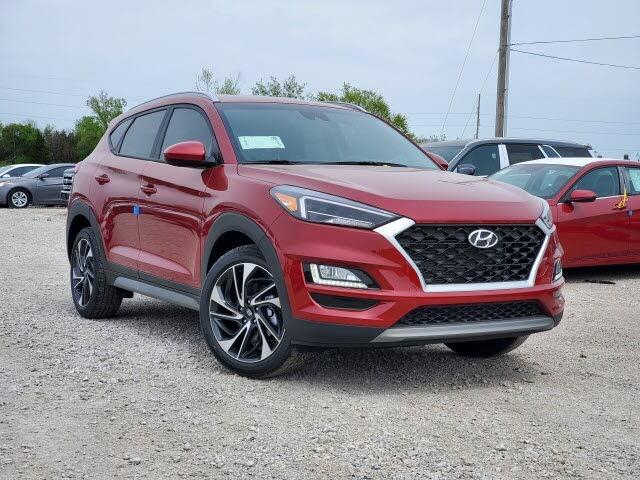 2021 Hyundai Tucson Sport FWD