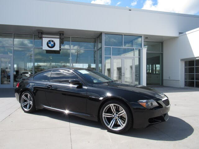 2007 BMW M6 Coupe RWD