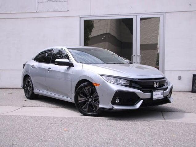 2019 Honda Civic Hatchback EX FWD